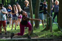 Dude Clothing Tournament Coverage Delaware Disc Golf Challenge Sarah Hokom