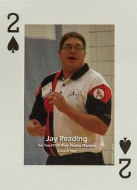 Dude Clothing Playing Cards Two of Spades Jay Reading