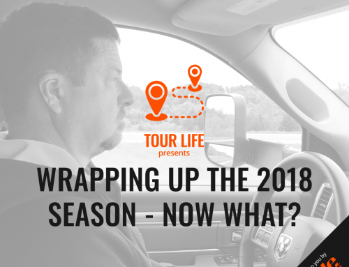 Wrapping Up The 2018 Disc Golf Season – Now What?