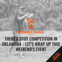 Dude Clothing Tournament Coverage Oklahoma Open Eagle McMahon Catrina Allen