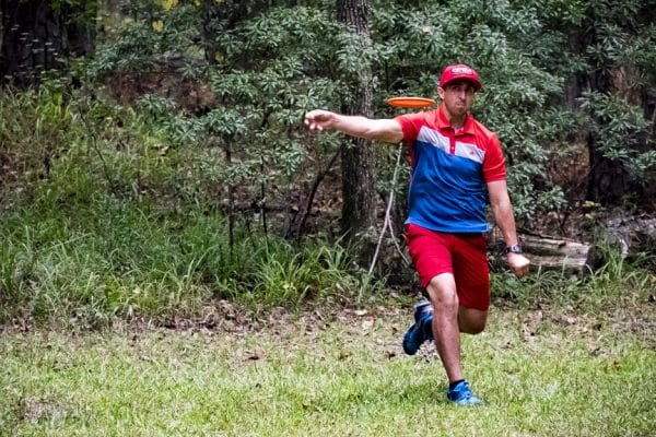 Dude Clothing Tournament Coverage Ed Headrick Disc Golf Hall of Fame Paul McBeth