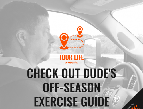 Check Out DUDE's Off-Season Exercise Guide