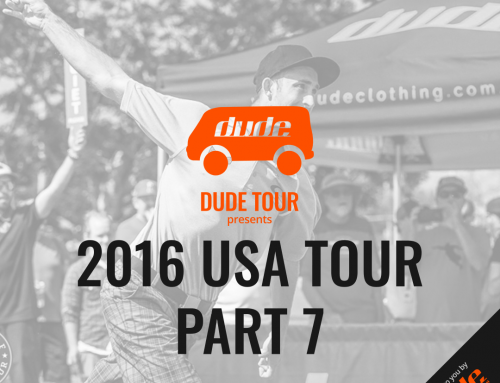 2016 USA Tour – Part 7