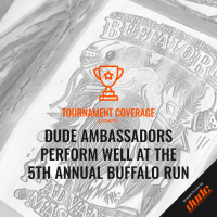 Dude Clothing Tournament Coverage 5th Annual Buffalo Run