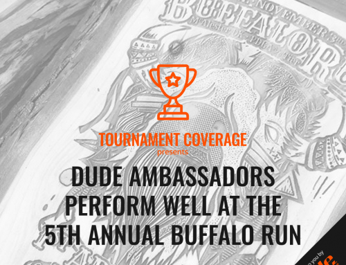DUDE Ambassadors Perform Well At The 5th Annual Buffalo Run