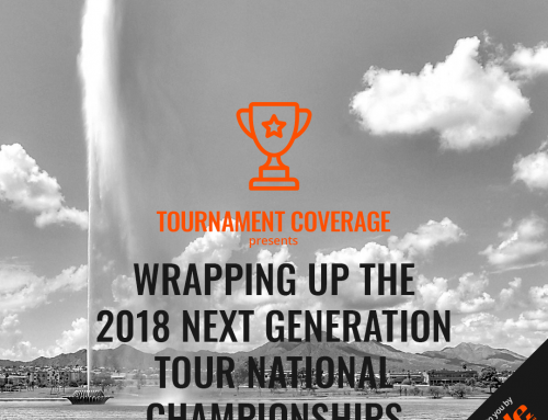 Wrapping Up The 2018 Next Generation Tour National Championships