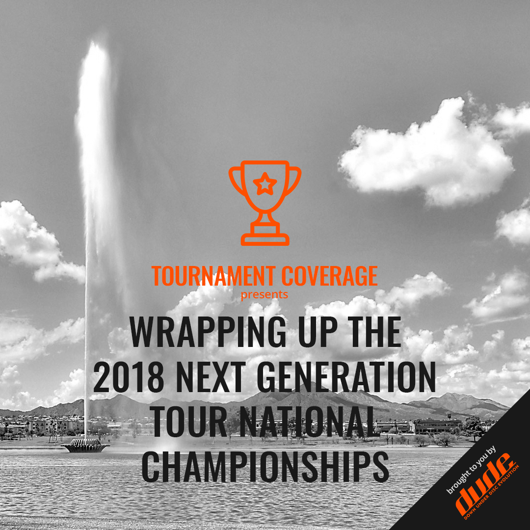 An image of Wrapping Up The 2018 Next Generation Tour National Championship