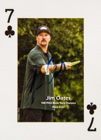 Dude Clothing Seven of Clubs Jim Oates