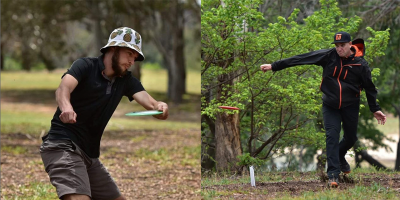 Dude Clothing Tournament Coverage 2018 Australian Disc Golf Championships Canberra