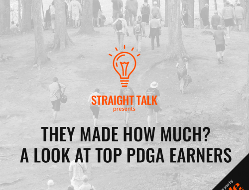 They Made How Much? A Look At Top PDGA Earners