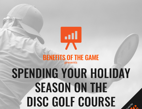 Spending Your Holiday Season On The Disc Golf Course