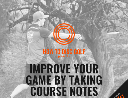 Improve your game by taking course notes
