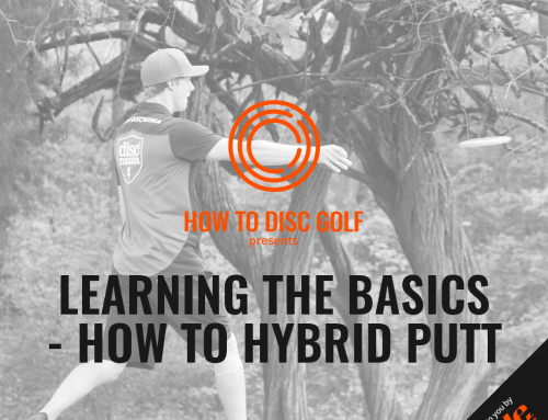 Learning The Basics – How To Hybrid Putt