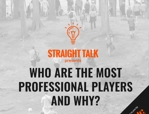Who Are The Most Professional Players And Why?