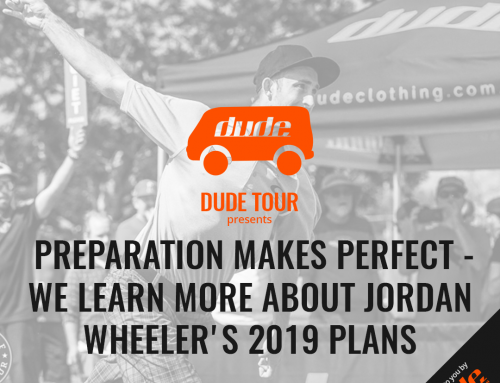 Preparation Makes Perfect – We Learn More About Jordan Wheeler's 2019 Plans