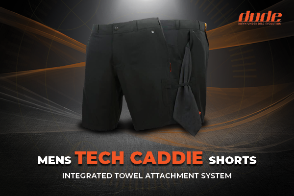 Dude Clothing Product Buzz Mens Caddie Shorts