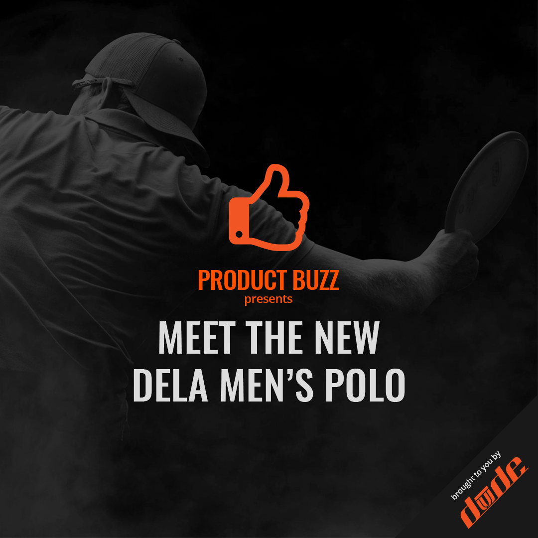 Dude Clothing DeLa Men's Polo New Product