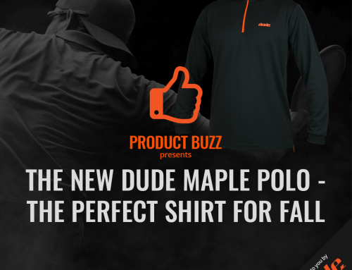Save On The New Dude Maple Polo – The Perfect Shirt For Fall